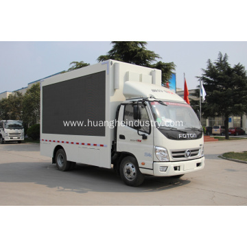 mobile truck led screen